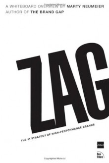 Zag: The #1 Strategy of High-Performance Brands - Marty Neumeier