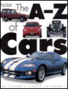 A-Z of Cars - Martin Buckley