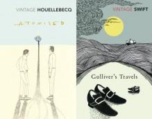 Gulliver's Travels / Atomised - Michel Houellebecq, Jonathan Swift
