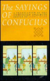 Sayings of Confucius - Lionel Giles