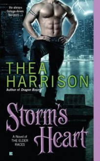 Storm's Heart (Elder Races #2) - Thea Harrison
