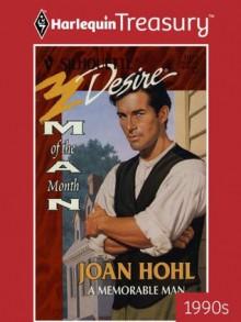 A Memorable Man - Joan Hohl