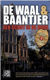 Een schot in de roos - A.C. Baantjer, Simon de Waal