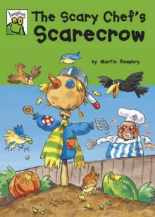 Scary Chef's Scarecrow - Martin Remphry