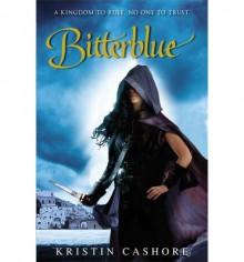 Bitterblue - Kristin Cashore,Ian Schoenherr