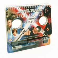 Star Wars Lightsaber Thumb Wrestling - Chronicle Books
