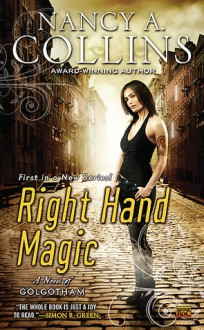 Right Hand Magic - Nancy A. Collins