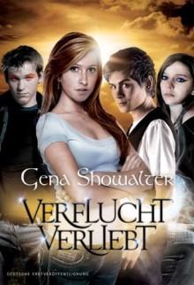 Verflucht verliebt - Gena Showalter, Eva Kemper