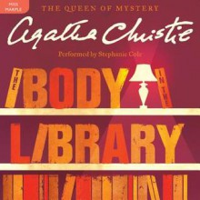 The Body in the Library (Audio) - Stephanie Cole, Agatha Christie