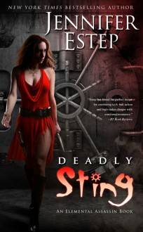 Deadly Sting (Elemental Assassin, #8) - Jennifer Estep
