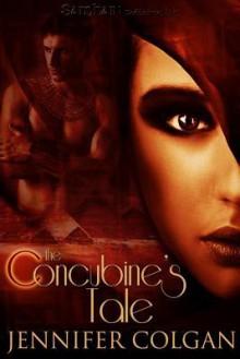 The Concubine's Tale - Jennifer Colgan