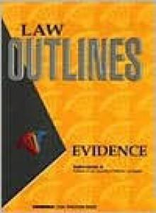 Evidence (Casenote Legal Education Series) - Michael H. Graham, Kenneth W. Graham, Norman S. Goldenberg, Peter Tenen