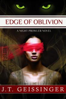 Edge of Oblivion - J.T. Geissinger