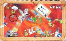 Viaje al Bosque: un maletín lleno de Historias y Juegos - Tony Wolf, Pascal Dupré