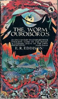 The Worm Ouroboros - James Stephens,Orville Prescott,Keith Henderson,E.R. Eddison