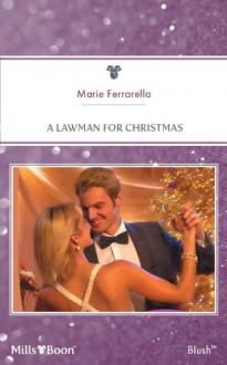Mills & Boon : A Lawman For Christmas (Kate's Boys) - Marie Ferrarella