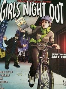 Girls Night Out: Tales of New York - Amy Chu
