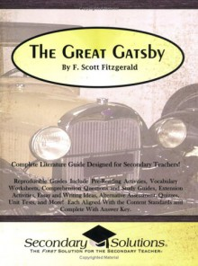 The Great Gatsby By F. Scott Fitzgerald: Literature Guide - Kristen Bowers