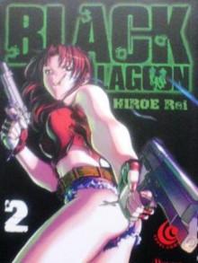Black Lagoon Vol. 2 - Rei Hiroe