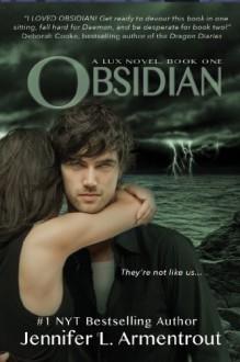 Obsidian (A Lux Novel) (Entangled Teen) - Jennifer L. Armentrout