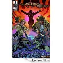 Blackburn Burrow Issue #4 - Ron Marz, Matthew Dow Smith, Jay Levy
