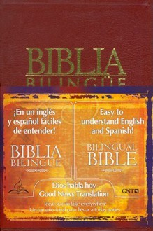 Dios Habla Hoy-Bilingue-Deut- Negro (Tab Index) - Anonymous