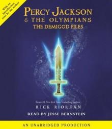 The Demigod Files (Percy Jackson and the Olympians) - Rick Riordan