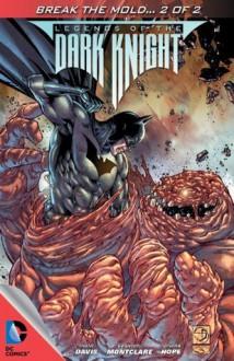 Legends of the Dark Knight (2012- ) #62 - Shane Davis, Brandon Montclare