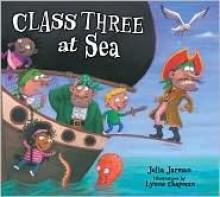 Class Three at Sea - Julia Jarman