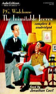The Inimitable Jeeves (Cassette) - P.G. Wodehouse, Jonathan Cecil