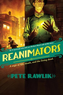 Reanimators - Peter Rawlik