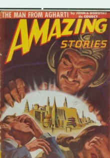Amazing Stories - July 1948 - Charles Recour, Irving Gerson, A. K. Jarvis, William P. McGivern, Dorothy De Courcy, John De Courcy, Rog Phillips, Berkeley Livingston