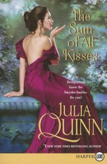 The Sum of All Kisses LP - Julia Quinn