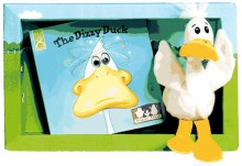 "The Dizzy Duck [With 6"" Bean-Bag Duck] - Fun Works"