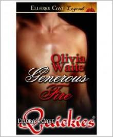 Generous Fire - Olivia Waite