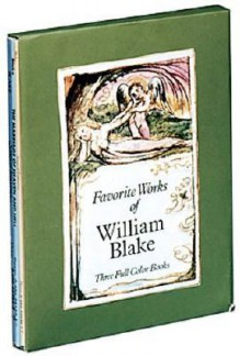 Favorite Works of William Blake: Three Full-Color Books (Dover Thrift) - William Blake