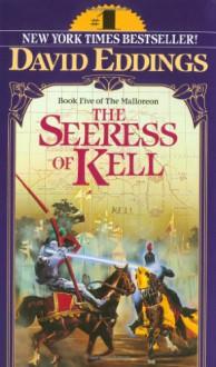 The Seeress of Kell - David Eddings