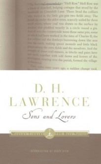 Sons and Lovers - Geoff Dyer, D.H. Lawrence