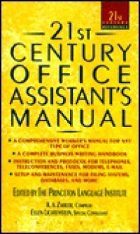 21ST Century Office Assistant - The Philip Lief Group, K. A. Zahler