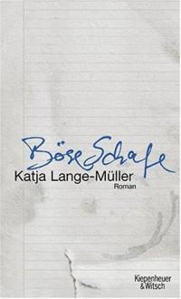 Böse Schafe - Katja Lange-Müller
