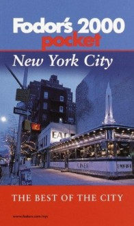 Fodor's Pocket New York City 2003 (paperback) - Fodor's Travel Publications Inc.