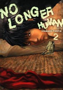No Longer Human, Volume 2 - Osamu Dazai, Usamaru Furuya