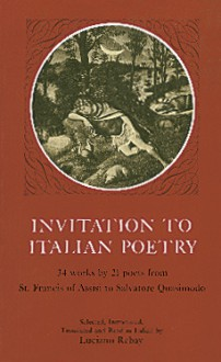 Invitation to Italian Poetry - Luciano Rebay