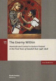 Enemy Within - Anu Koskivirta