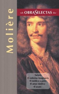 Moliere (Obras selectas series) - Edimat Libros, Molière