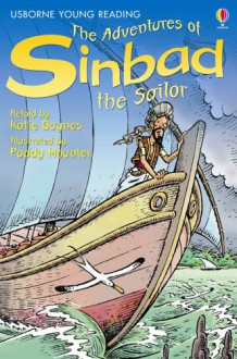 The Adventures Of Sinbad (Usborne Young Reading Series 1) - Katie Daynes, Paddy Mounter