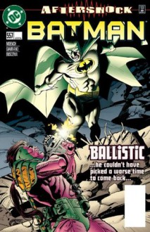 Batman (1940-2011) #557 - Doug Moench, Vince Giarrano