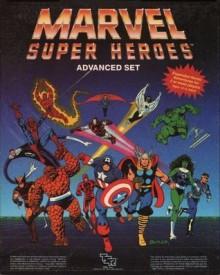 Marvel Super Heroes: Advanced Set [BOX SET] - Jeff Grubb