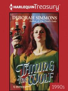 Taming the Wolf - Deborah Simmons