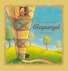 Rapunzel - Jacob Grimm, Debbie Lavreys